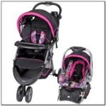 Baby Trend Car Seat And Stroller