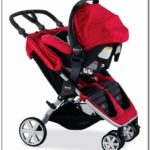 Britax Double Stroller For Infant And Toddler