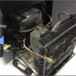 Commercial Refrigerator Compressor Replacement