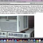 Craigslist Refrigerators For Sale By Owner