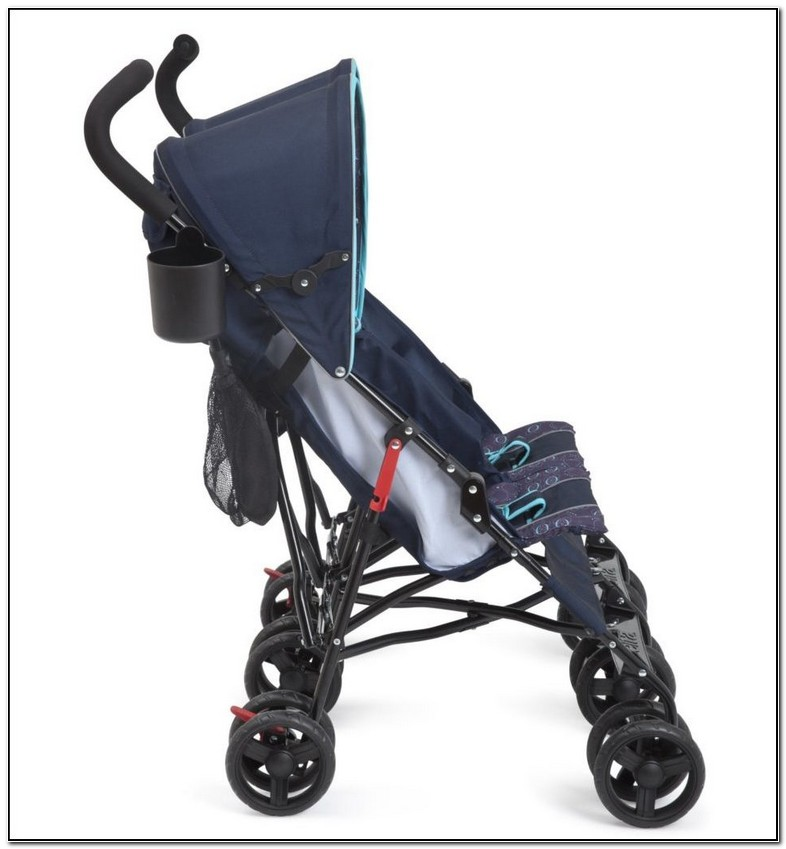Delta Lightweight Double Umbrella Stroller