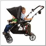 Eddie Bauer Double Stroller For Infant And Toddler