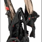 How To Fold The Contour Stroller