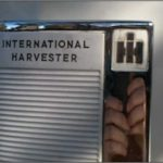 International Harvester Refrigerator Value