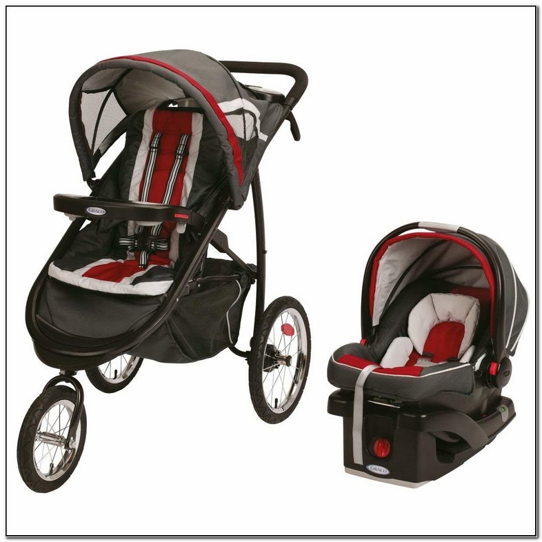 Jogging Stroller Carseat Combo Reviews