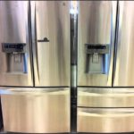 Lg 33 Inch Wide Counter Depth Refrigerator