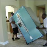 Moving A Refrigerator