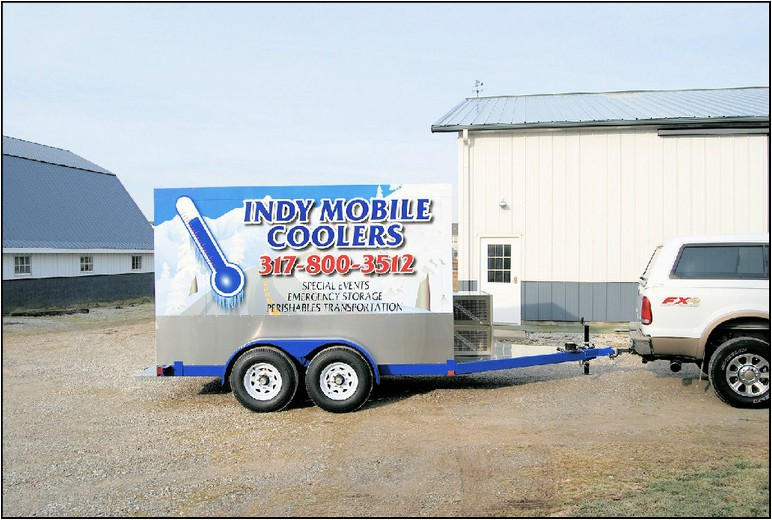Refrigerated Trailer Rental Near Me