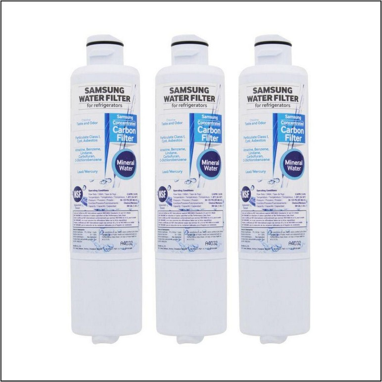 Water Filters For Refrigerators