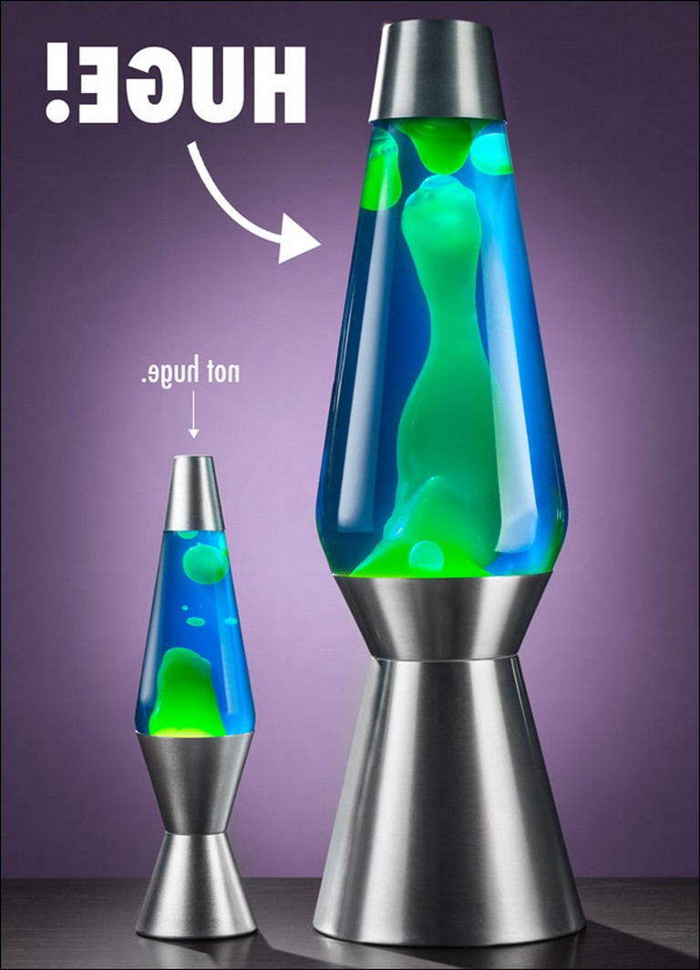 What Are Lava Lamps Made Up Of