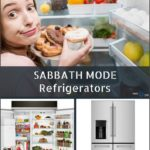 Whirlpool Sabbath Mode Refrigerator