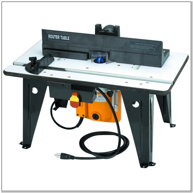 Harbor Freight Router Table