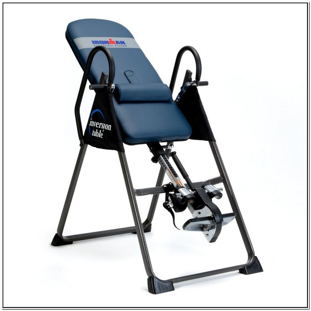 How Much Does A Used Inversion Table Cost