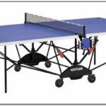 Kettler Ping Pong Table Canada