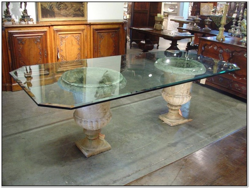 Rectangle Glass Table Top Near Me