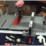 Ryobi Table Saw Dado Blade