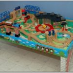 Thomas The Train Table Set Ebay