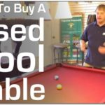 Used Slate Pool Tables For Sale Near Me