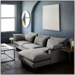 WEST ELM HARMONY SOFA SECTIONAL