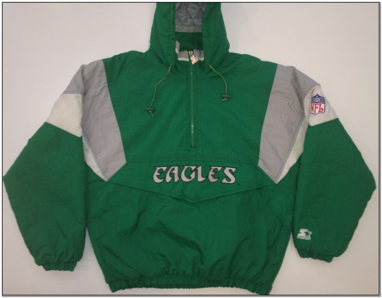 1990s Eagles Starter Jacket