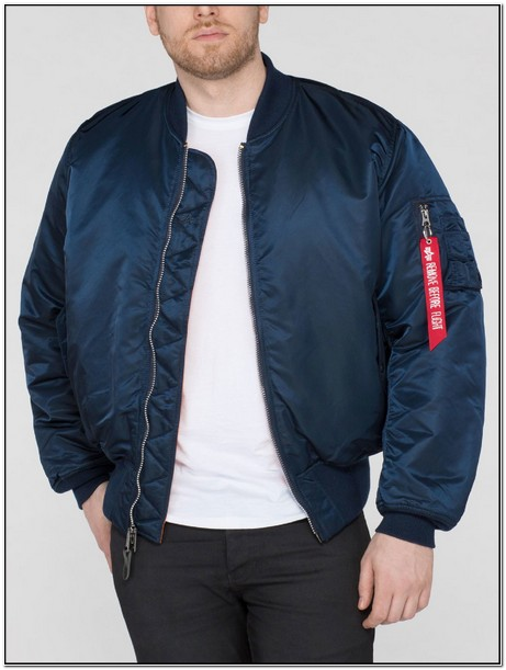 Alpha Industries Remove Before Flight Jacket