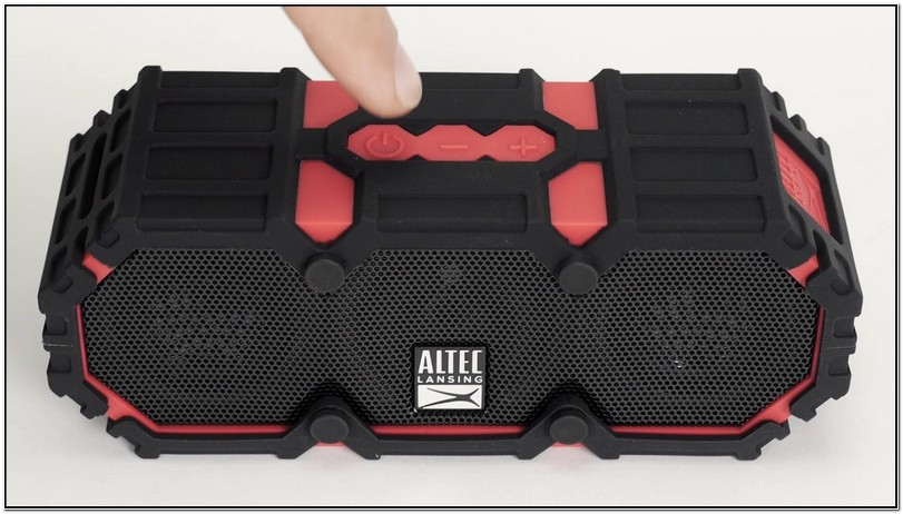Altec Life Jacket 2 Pairing