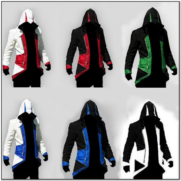 Assassins Creed Style Jackets