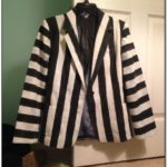 Beetlejuice Jacket Womens