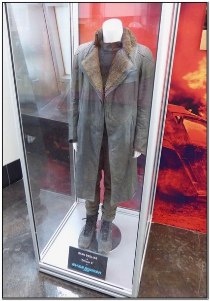 Blade Runner 2049 Jacket Prop