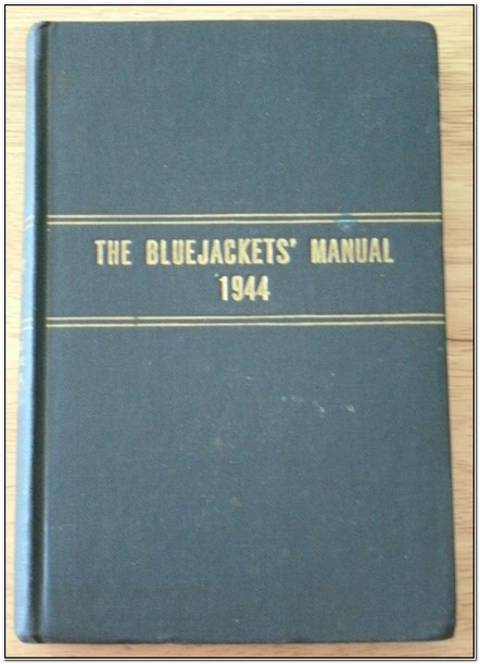 Blue Jackets Manual 1st Edition