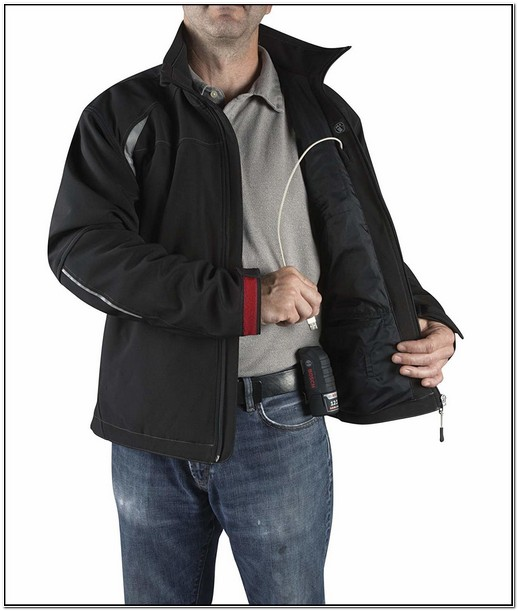 Bosch Heated Jacket Australia