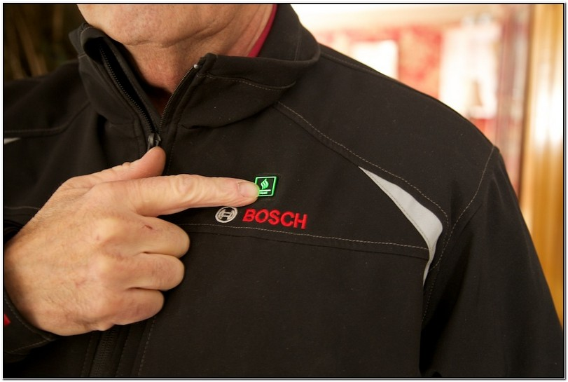 Bosch Heated Jacket
