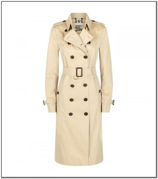 Burberry Women's Coats On Sale