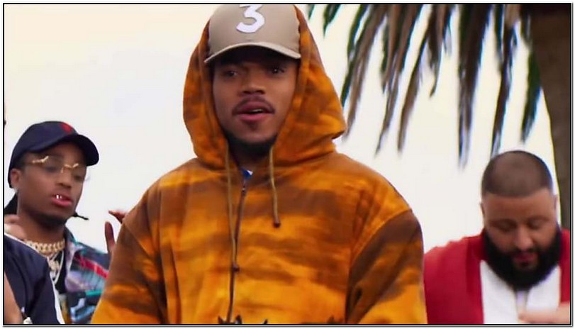 Chance The Rapper Horse Jacket
