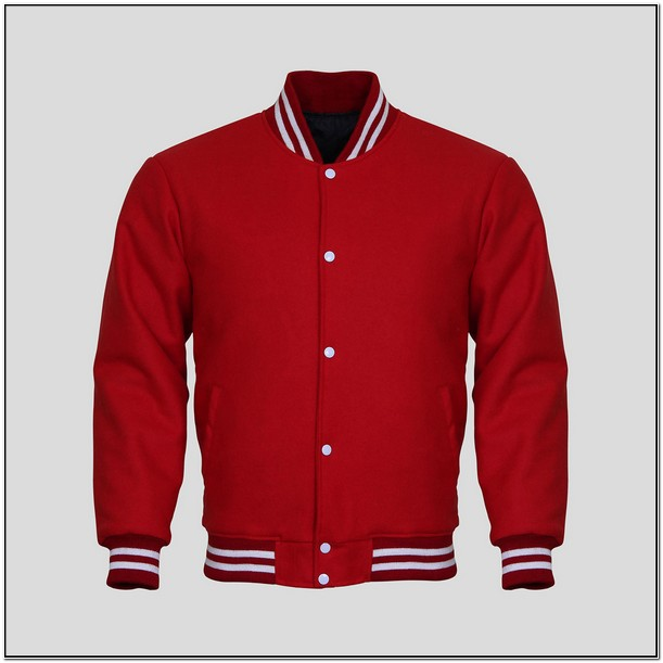 Cheap Blank Letterman Jackets