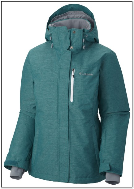 Columbia Alpine Action Omni Heat Insulated Jacket Mens