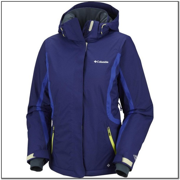 Columbia Plus Size Jackets