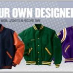 Create Your Own Letterman Jacket