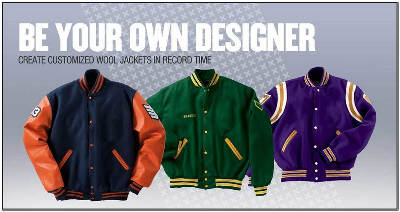 Create Your Own Senior Jacket