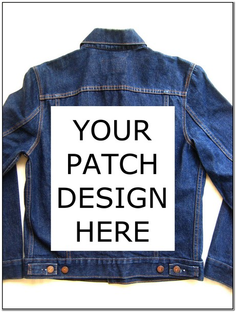 Custom Back Patches For Jackets