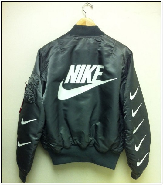 Custom Made Nike Jackets