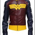 Custom Superhero Leather Jackets
