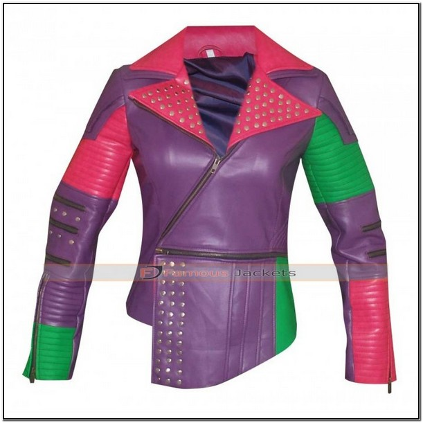 Descendants Mal Jacket Uk