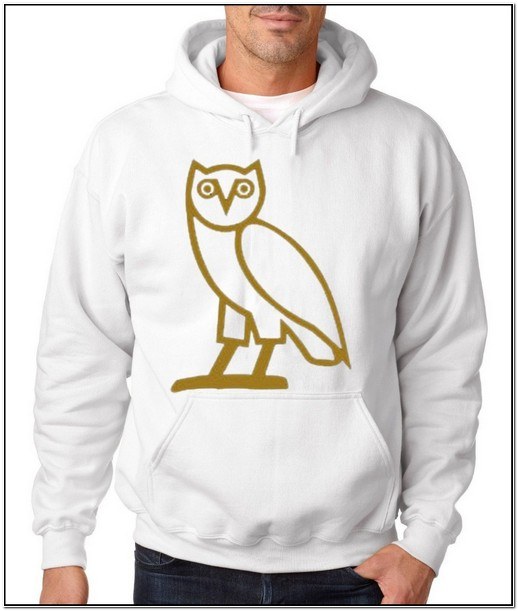 Drake White Ovo Jacket