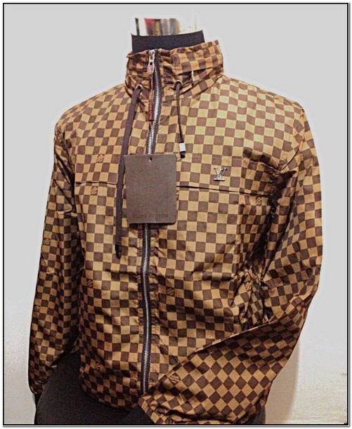 Fake Louis Vuitton Jacket Mens