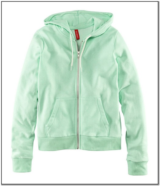 Green H And M Jacket