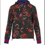 Gucci Bomber Jacket Mens Snake