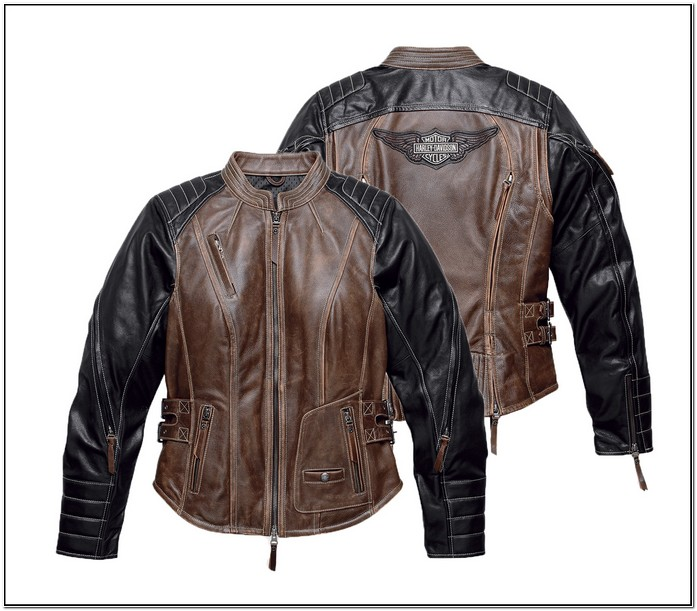 Harley Davidson Women's Leather Jackets