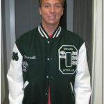 High School Letterman Jacket