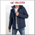 Hollister All Weather Jacket Mens
